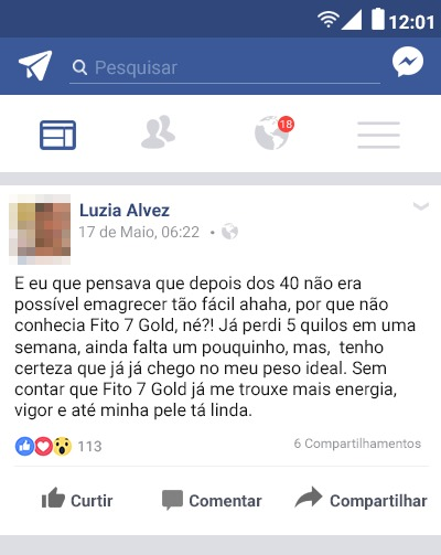 Nathalia Neves Depoimento Fito 7 Gold